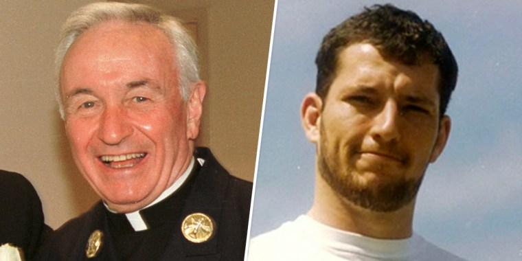 Father Mychal Judge, Mark Bingham.