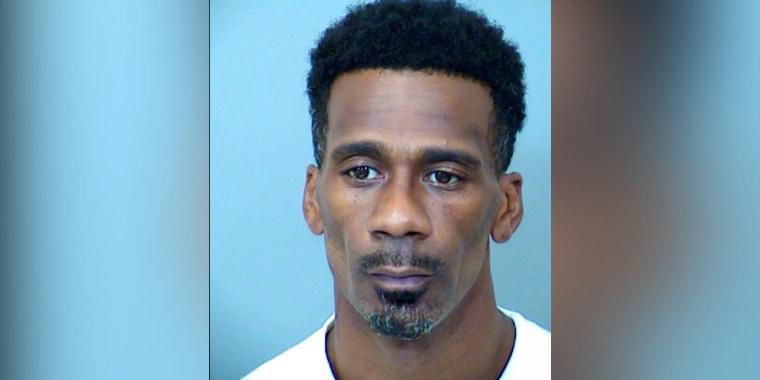 Antoine Suggs, de 38 años, acusado de un homicidio cuádruple en Minnesota