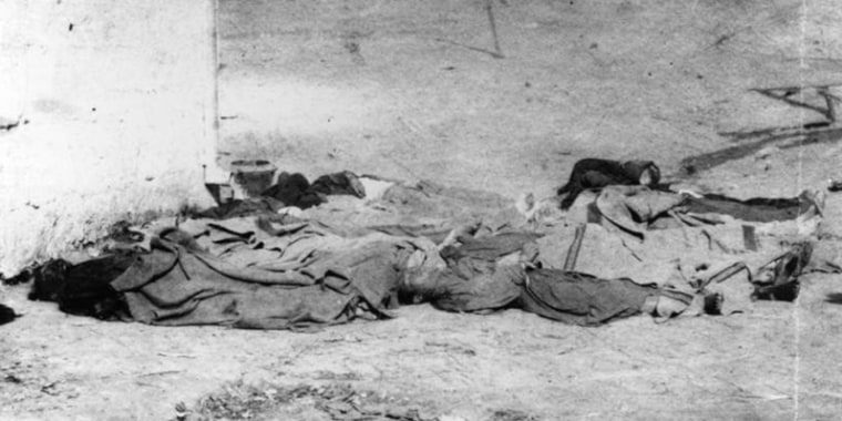 Image: Chinese massacre of 1871 in Los Angeles.