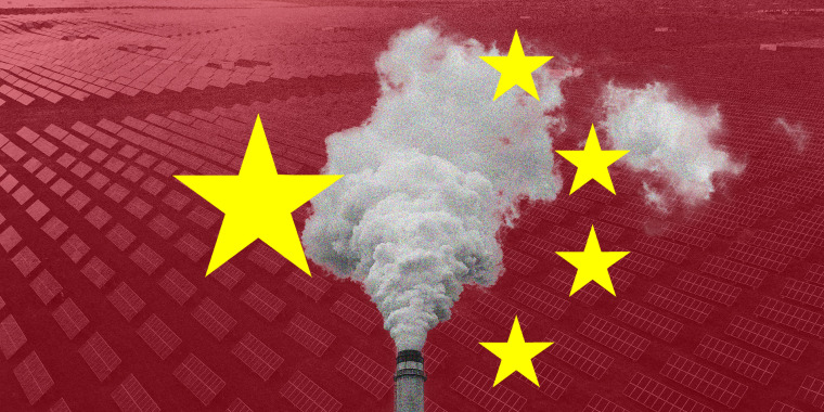 Chinese President Xi Jinping has promised to stop using so much coal, critics say not fast enough.
