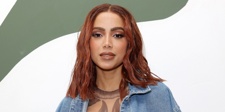 Anitta en la Semana Billboard de la Música Latina 2021