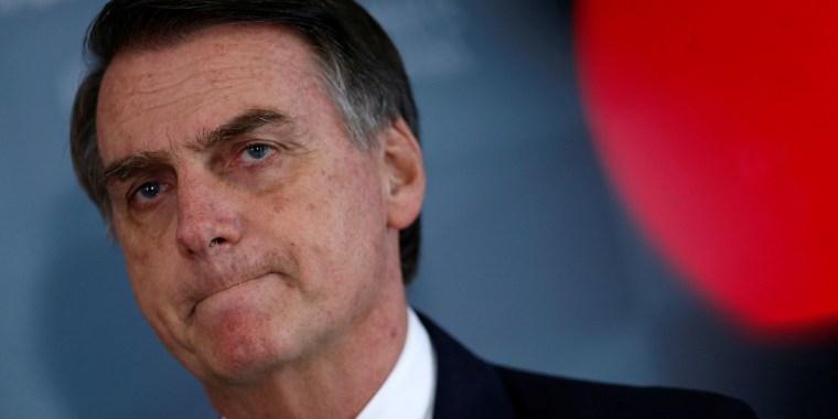 La popularidad del presidente Jair Bolsonaro ha decaído en el último tiempo tras acusaciones públicas sobre su manejo de la pandemia.