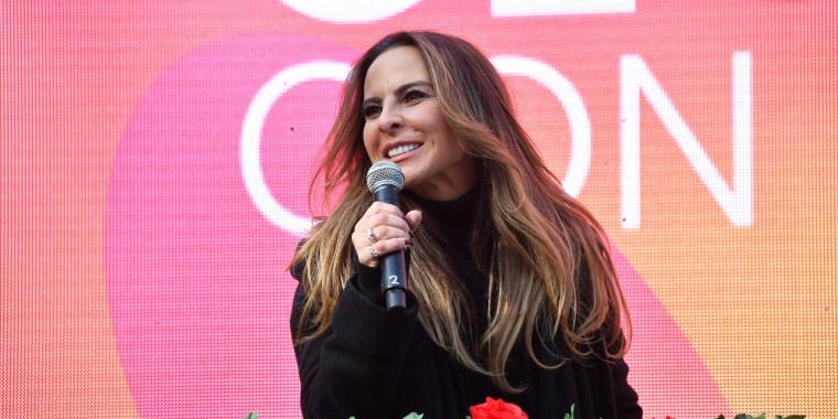 Kate del Castillo en Lucky Schoals Park, 2020