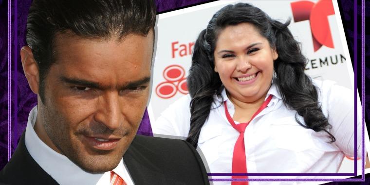 Pablo Montero preocupado confiesa que nunca le dio pie a Gisella Aboumrad