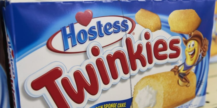 Boxes of Hostess Twinkies may be back on the store shelves this summer.