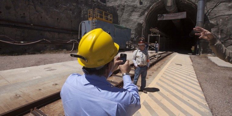 Feds must act on yucca mountain nuke waste site permit judge fandeluxe Choice Image