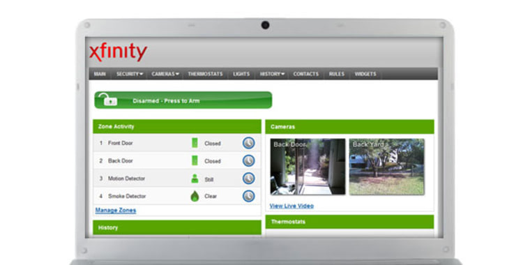 Cast Scales Up Home Security Push