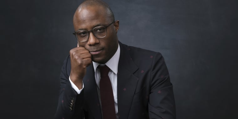 Image: Barry Jenkins at the Academy Awards Nominees Luncheon in Beverly Hills, Calif., on Feb. 4, 2019.
