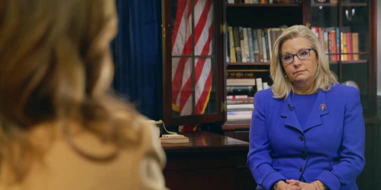 Image: Liz Cheney