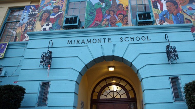 Love letters allegedly sent by aide at troubled school