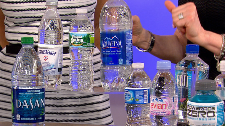 Is Bottled Water Safe To Drink Hot Plastic May Leach Chemicals Experts Say