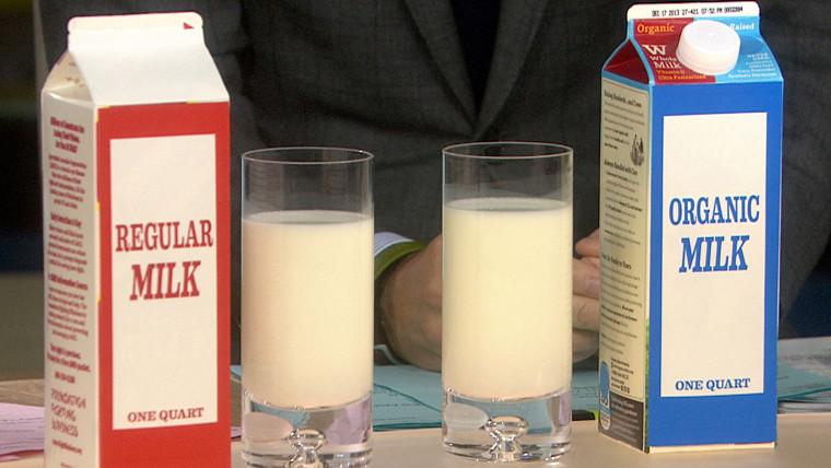 Yep Organic Milk Really Is Better For You Than Regular Milk