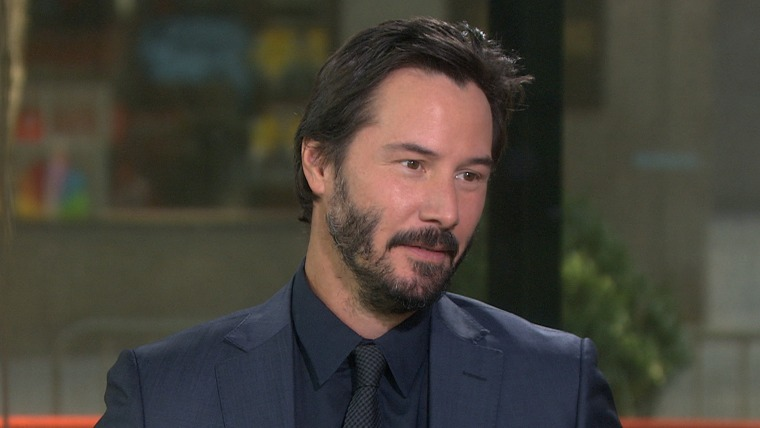 Keanu Reeves Reveals Secret To Doing Stunts At 50 Ice Baths