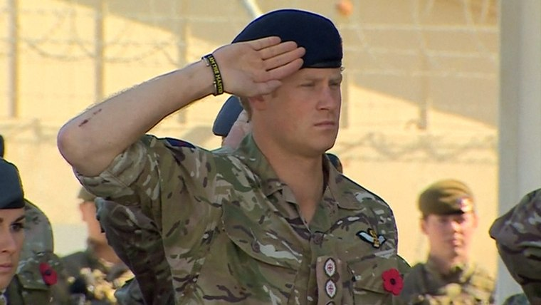 prince harry to leave british armed forces london evening standard reports prince harry to leave british armed