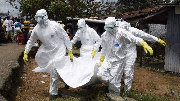 2014 Ebola Outbreak Deadliest in History
