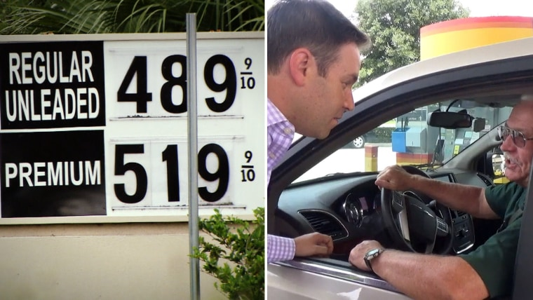 Florida Gas Stations Charges Almost 6