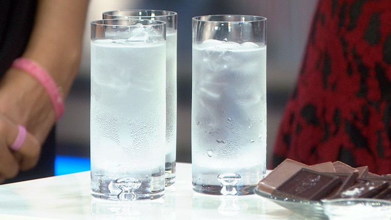 is there really diet water