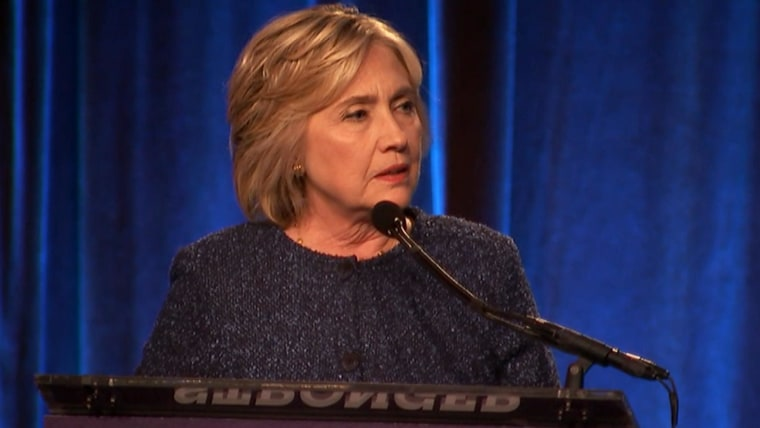 Hillary Clinton Half Of Trump Supporters Belong In Basket Of Deplorables