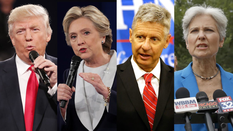 Third Party Candidates Poised For Marginal Success For First Time In Years