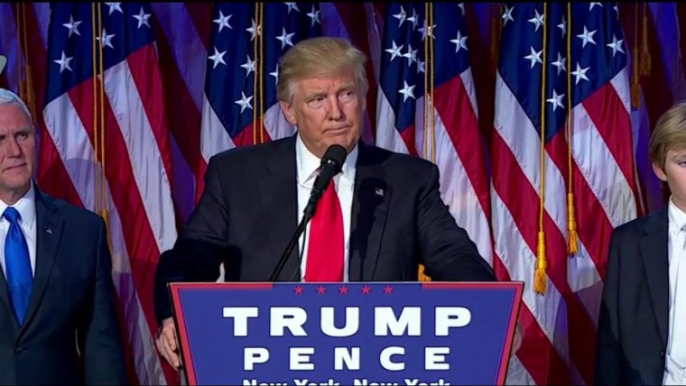 Image result for Trump wins 2016 election