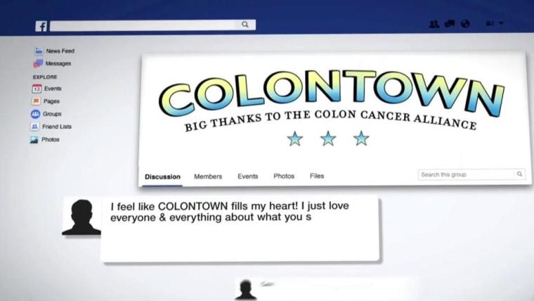 Colon Cancer Patients Seek Latest Treatments Through Social Media