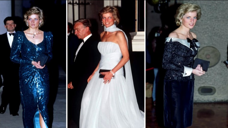 Princess Diana S Fashion Exhibit Will Open At Kensington Palace