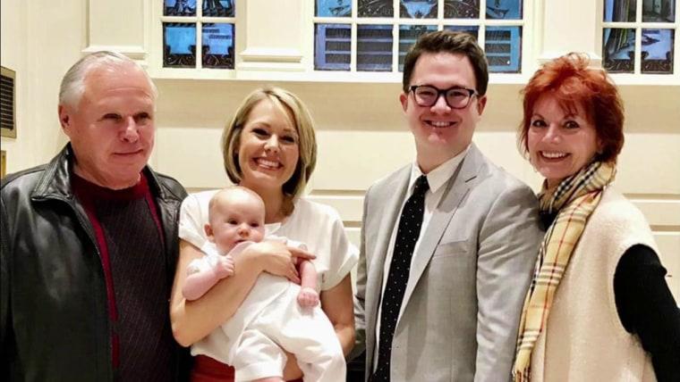Dylan Dreyer Shares Adorable Photos From Son Calvin S Baptism