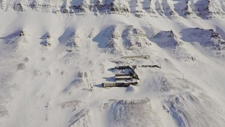 Look Inside The Doomsday Vault That May Hold The World S Most