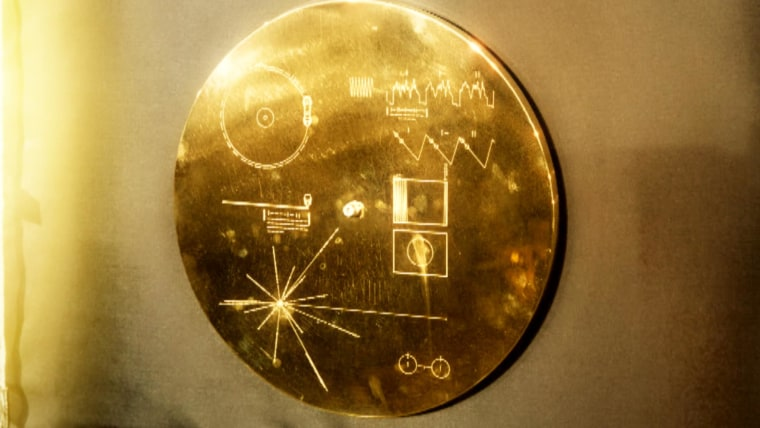 40 years after NASA launched Voyager 1 and 2, its golden record is ...