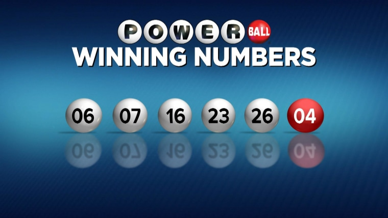 Powerball Jackpot Of 758 Million Goes To Winner In Massachusetts