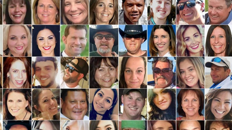 Remembering The Las Vegas Shooting Victims