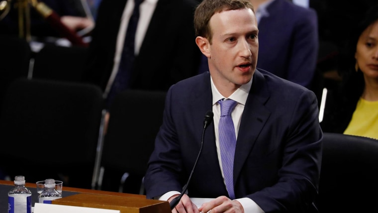 Mark Zuckerberg testimony as it happened: Facebook CEO grilled by ...