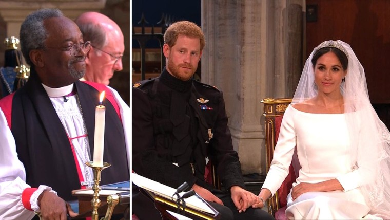 Royal Wedding See Rev Michael Curry S Full Sermon