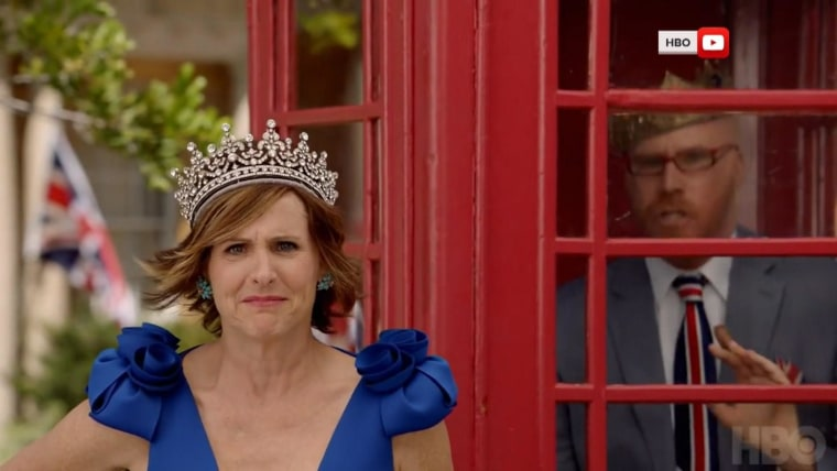 Will Ferrell And Molly Shannon Will Cover Royal Wedding On Hbo