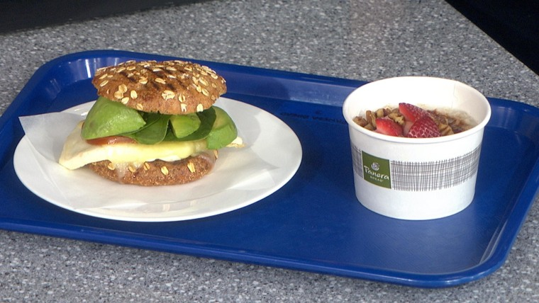 Healthy Fast Food Breakfasts That Taste Good Consumer Reports