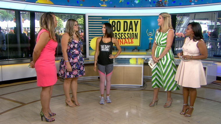 80-Day Obsession success story: These women lost over 17