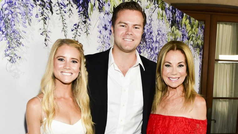 Kathie Lee S Son Cody Looks Just Like Her Late Husband Frank