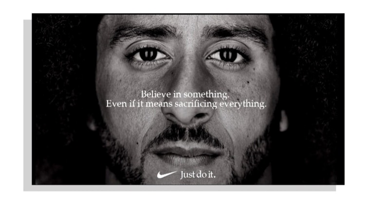 Sitio de Previs Regularmente adolescentes  Nike doubles down on defiance of Kaepernick criticism, releases full-length TV  ad