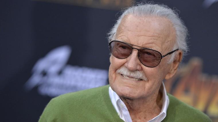 Stan Lee, creator of legendary...