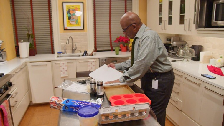 No time in the morning? How Al Roker makes a 'hot breakfast quickly' for son Nick