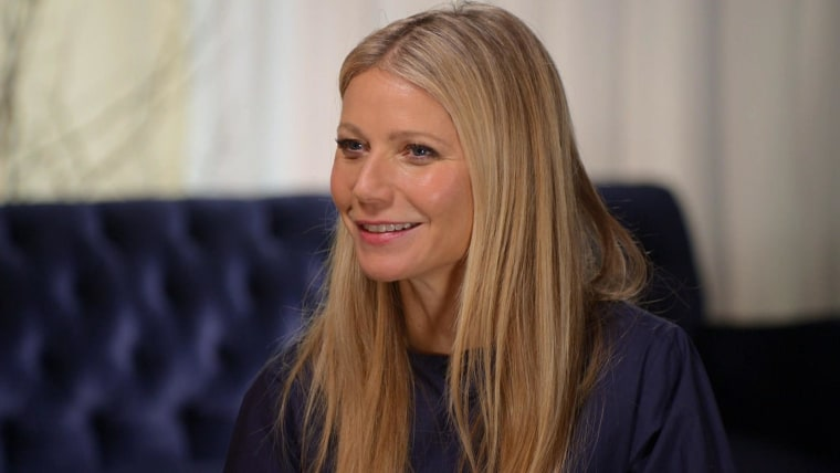 Savannah Guthrie Gwyneth Paltrow Get Ears Pierced Together