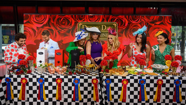 Host A Derby Party With Winning Recipes Drinks And Decor