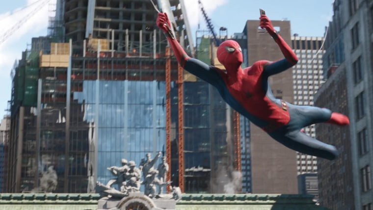 Spider-Man: Far From Home' gives fans what they want — but asks some tough  questions, too