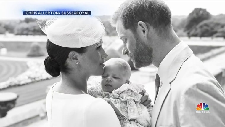 13+ Prince Harry And Meghan Son Archie