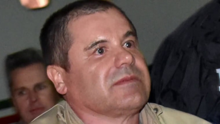 El Chapo's wife pleads guilty to helping run a drug cartel