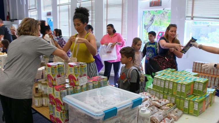 Why Are Many Of America S Military Families Going Hungry