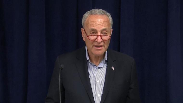 Democrats Pressure Mitch Mcconnell To Cancel Senate Recess For Gun Control Vote