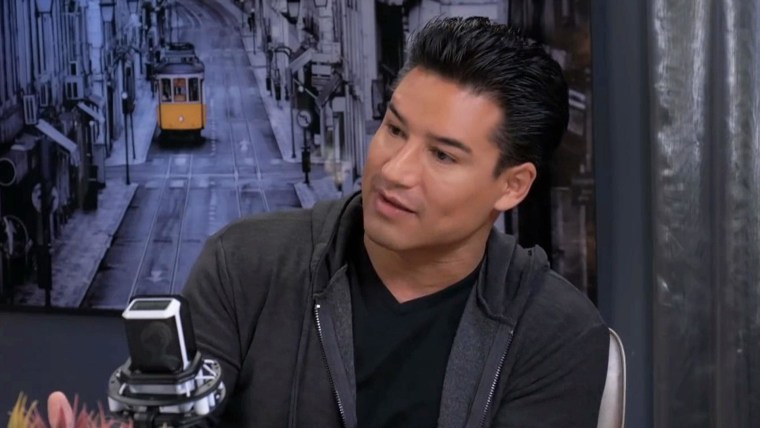 Following Transgender Remarks Mario Lopez Faces Critics On The