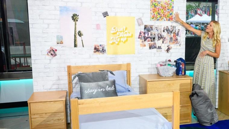 16 essentials for a dorm room