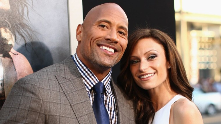 Dwayne Johnson Shares Details Of Phenomenal Wedding